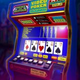 Guidance on playing video poker