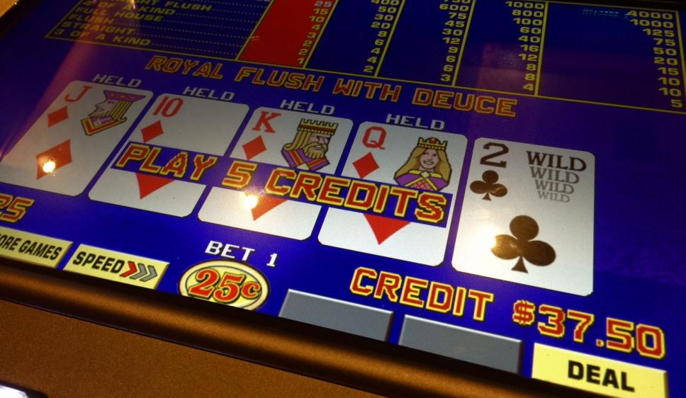 type of gambling